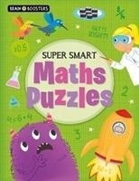 Brain Boosters: Super-Smart Maths Puzzles - Paperback