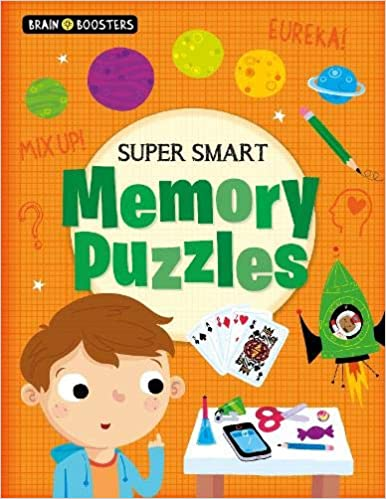 Brain Boosters: Super-Smart Memory Puzzles - Paperback