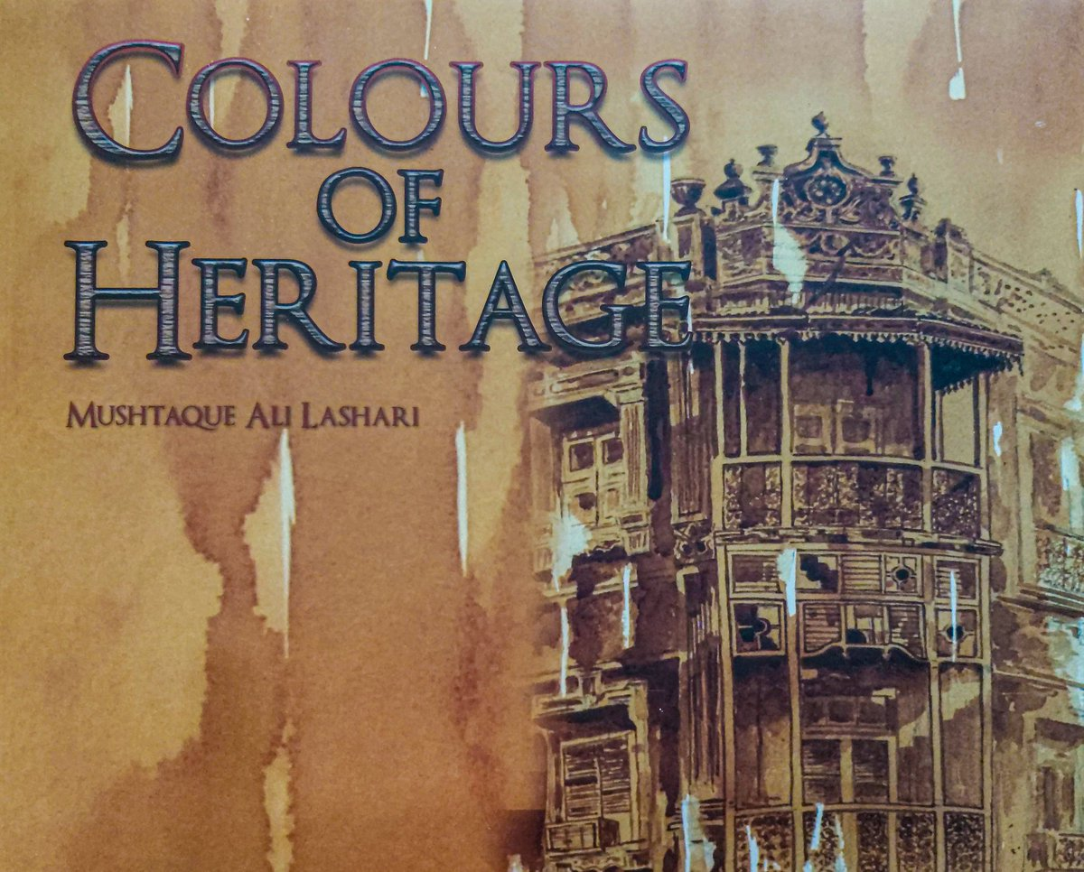 Colours Of Heritage - (HB)
