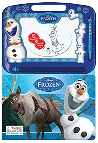 Disney Frozen Fever Learning Series - Board book