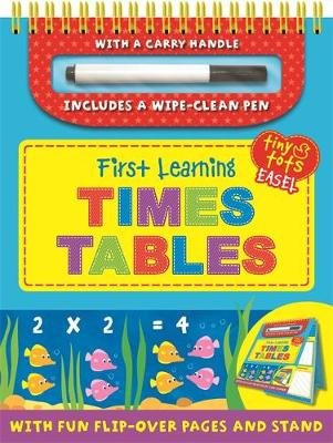 First Learning: Times Tables - Board Book