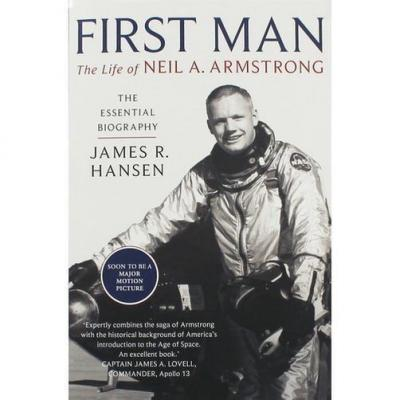 First Man:  The Life Of Neil Armstrong - Paperback
