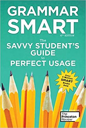 Grammar Smart - Paperback