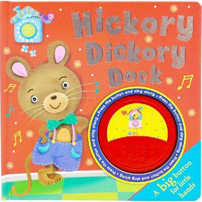 Hickory Dickory Dock - Board Book
