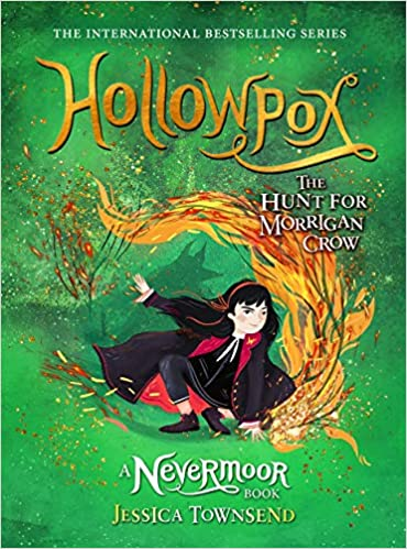 Hollowpox: The Hunt for Morrigan Crow Book - Trade Paperback