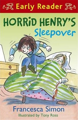 Horrid Henry Early Reader: Horrid Henry's Sleepover - Paperback
