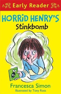 Horrid Henry Early Reader: Horrid Henry's Stinkbomb - Paperback