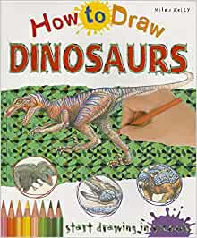 How to Draw Dinosaurs - Paperback