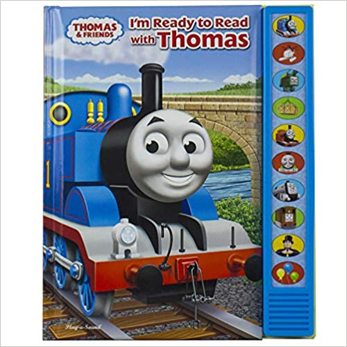 I'm Ready to Read With Thomas - Hardcover