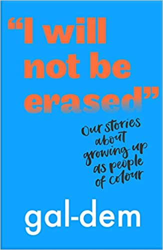 I Will Not Be Erased - Paperback