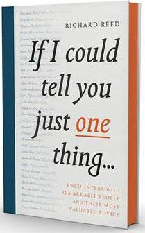 If I Could Tell You Just One Thing - Hardcover