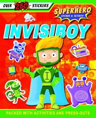 Invisiboy: S & A Superheroes - Paperback