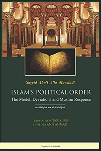 Islam's Political Order: The Model, Deviation and Muslim Response - Paperback