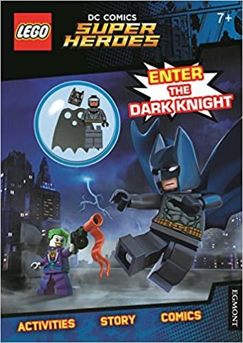 LEGO DC Comics Super Heroes: Enter the Dark Knight - Paperback