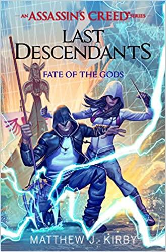 Last Descendants: Fate of the Gods, Assassin's Creed - Paperback