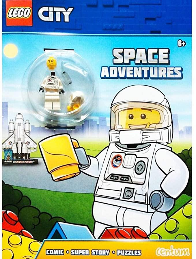 Lego City - Space Adventures - Paperback