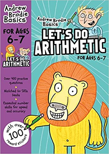 Let's do Arithmetic 6-7: Andrew Brodie Basics - Paperback