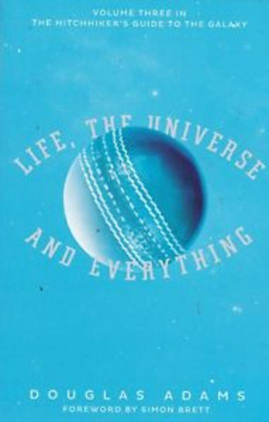 Life, The Universe And Everything - Paperback