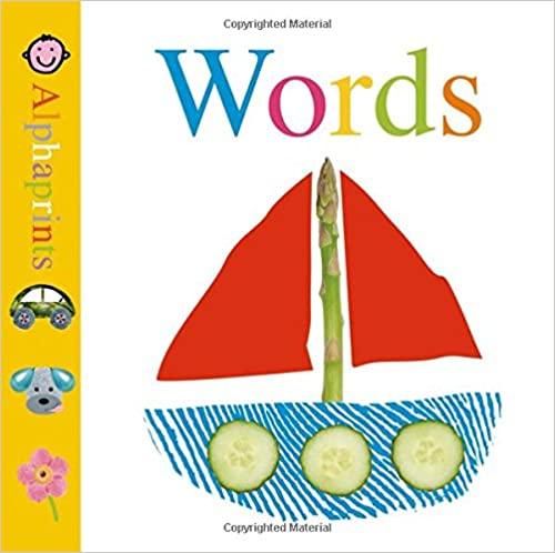 Little Alphaprints: Words