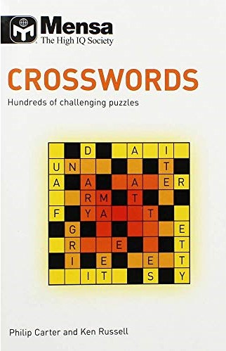 Mensa - Crossword Puzzles - Paperback