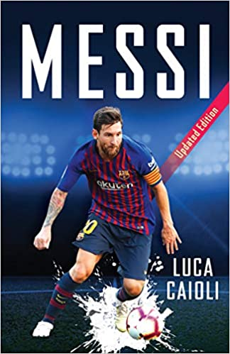 Messi: Updated - Paperback