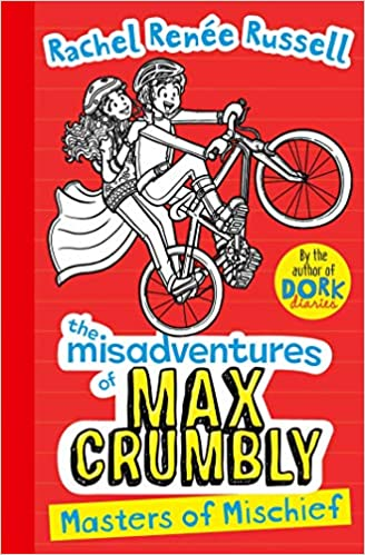 Misadventures of Max Crumbly 3 - Paperback