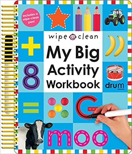 My Big Activity Work Book