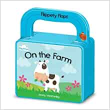 On the Farm - Board book