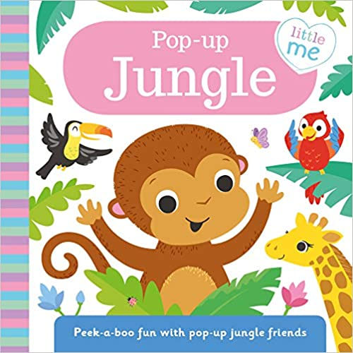 Pop-up Jungle book - Hardcover