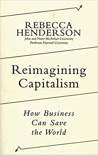 Reimagining Capitalism - Paperback