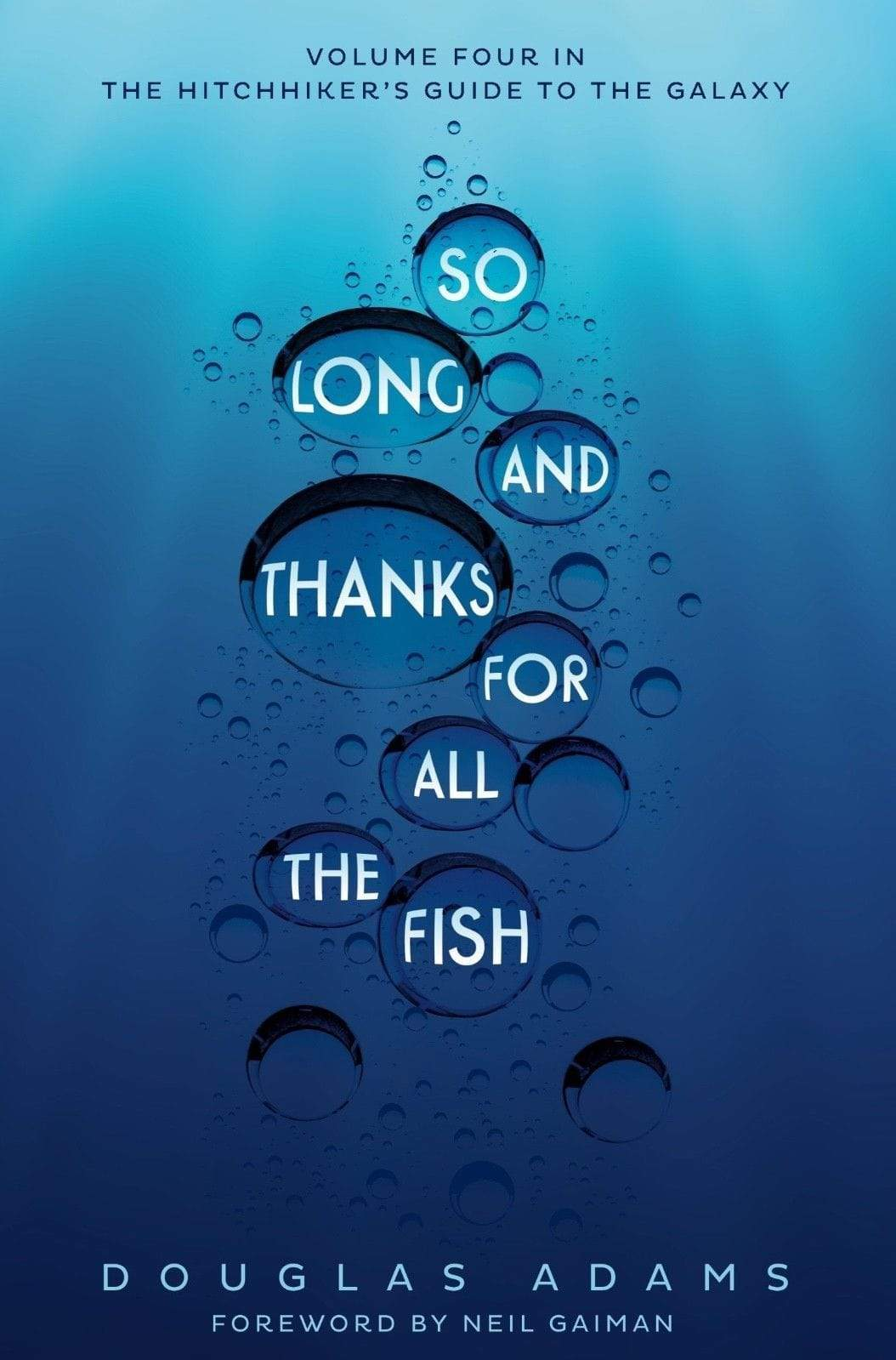 So Long And Thanks For All The Fish - Paperback