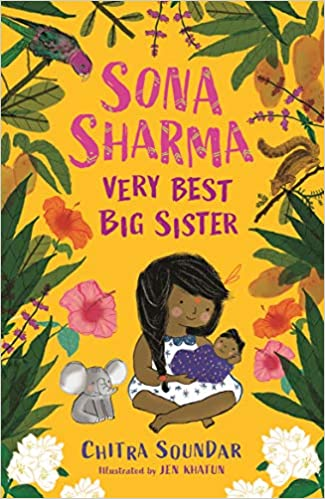 Sona Sharma, Very Best Big Sister - Paperback