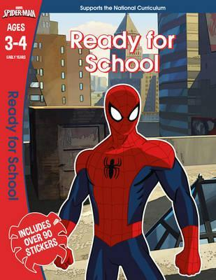 Spider-Man: Ready for School - Paperback