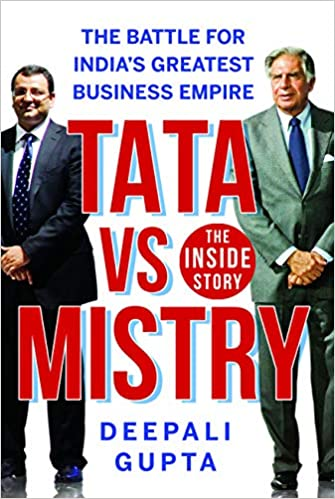 TATA vs MISTRY: The Battle for Indias Greatest Business Empire - Hardcover