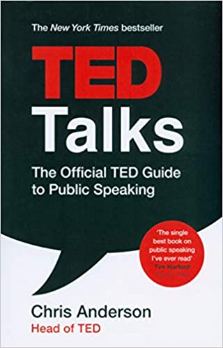TED Talks: The official TED guide to public speaking - Paperback