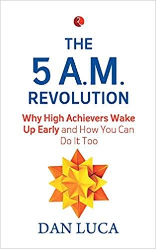 THE 5 AM REVOLUTION - Paperback