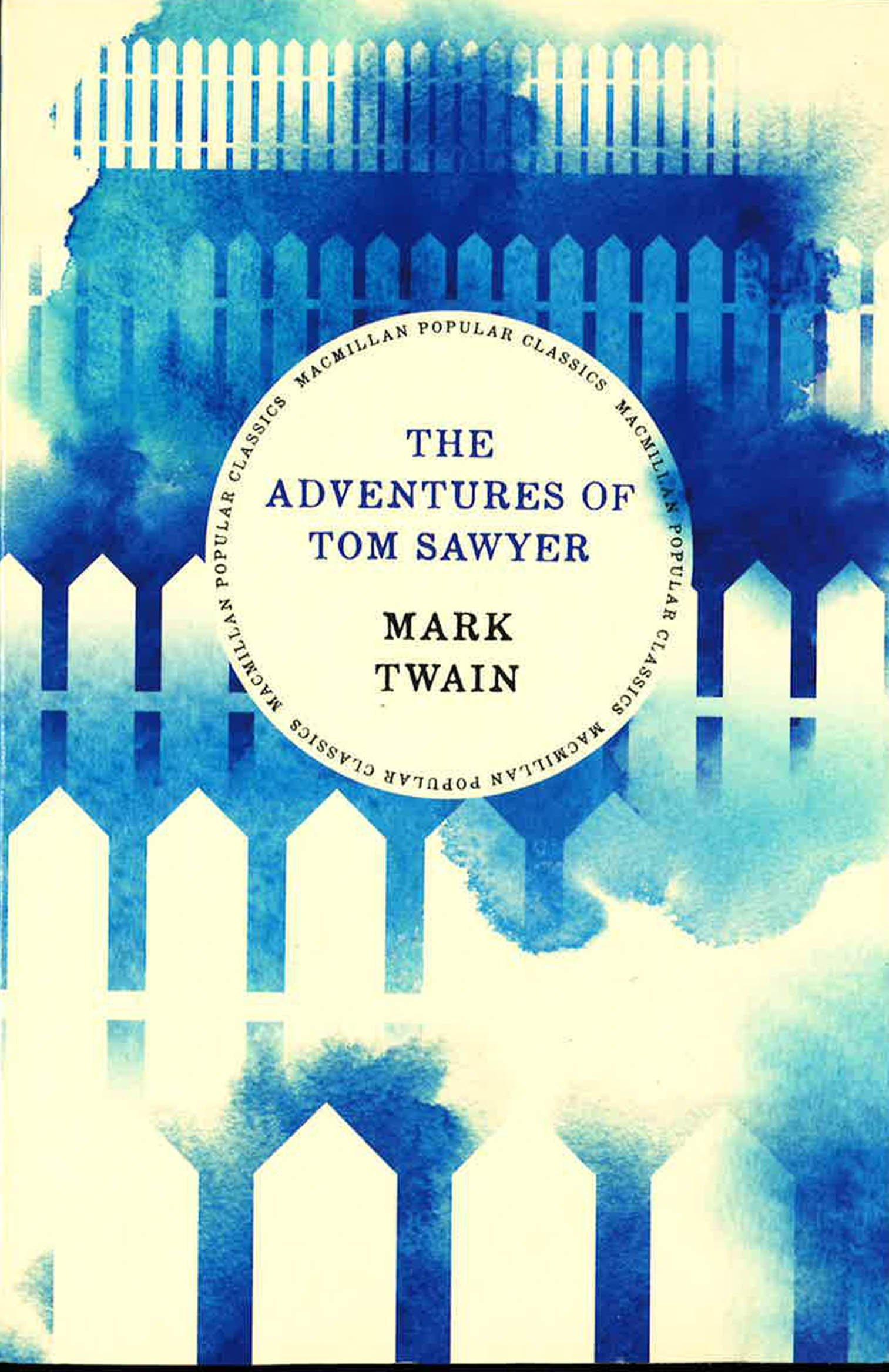 The Adentures Of Tom Sawyer - Paperback
