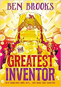 The Greatest Inventor - Hardcover