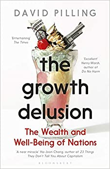 The Growth Delusion: The Wealth and Well-Being of Nations - Paperback