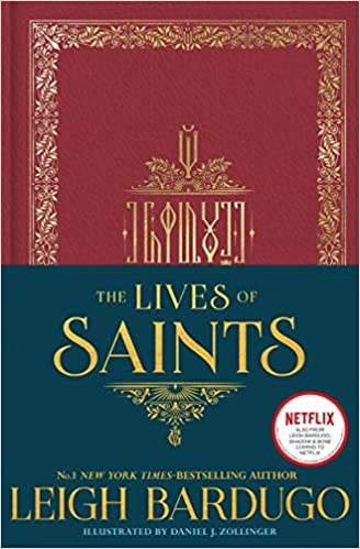 The Lives of Saints - Hardback