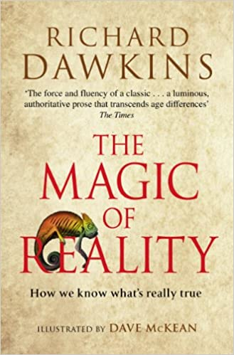 The Magic of Reality: How we know what's really true - Paperback