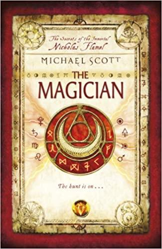 The Magician: The Secrets of the Immortal Nicholas Flamel - Paperback