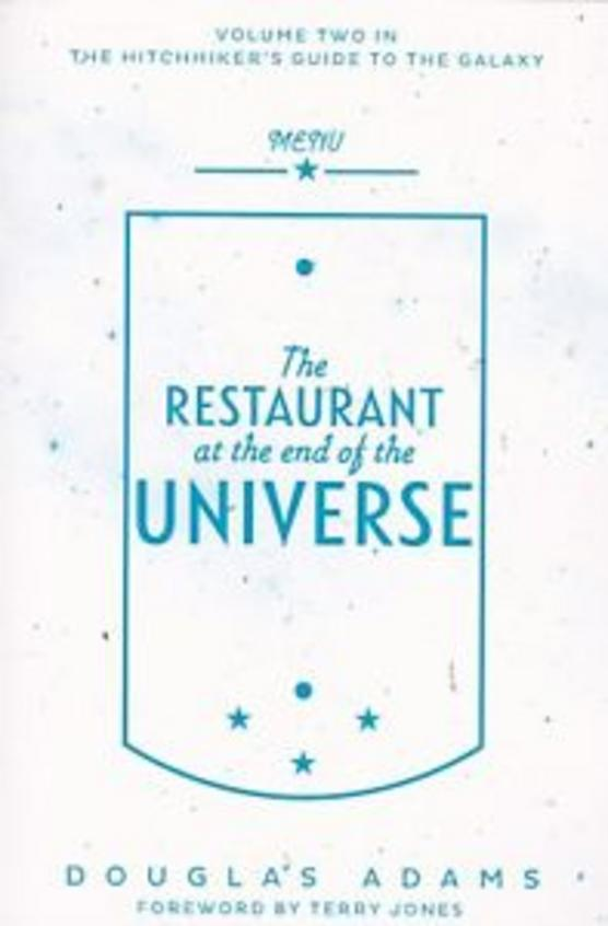 The Restaurant At The End Of The Univere - Paperback