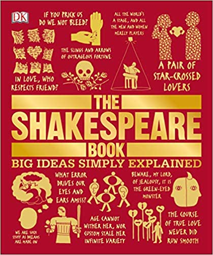 The Shakespeare Book: Big Ideas - Paperback
