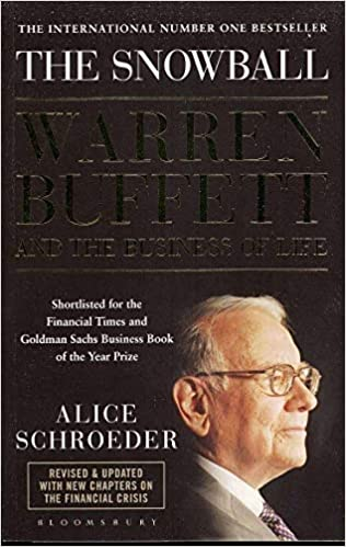 The Snowball: Warren Buffett and the Business of Life - Paperback