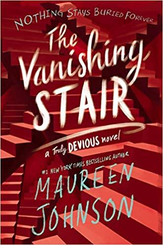 The Vanishing Stair - Paperback