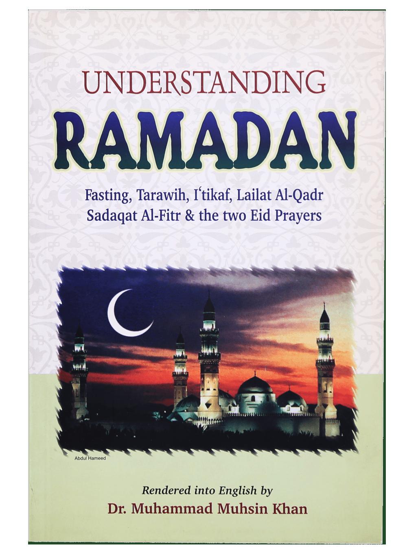 Understanding Ramadan - Paperback