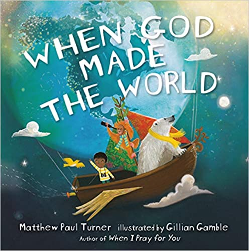 When God Made the World - Hardcover