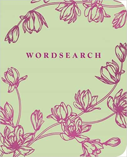Wordsearch: Elegant Flower Pantone Puzzles - Paperback