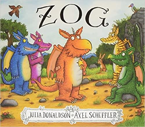 Zog - Paperback